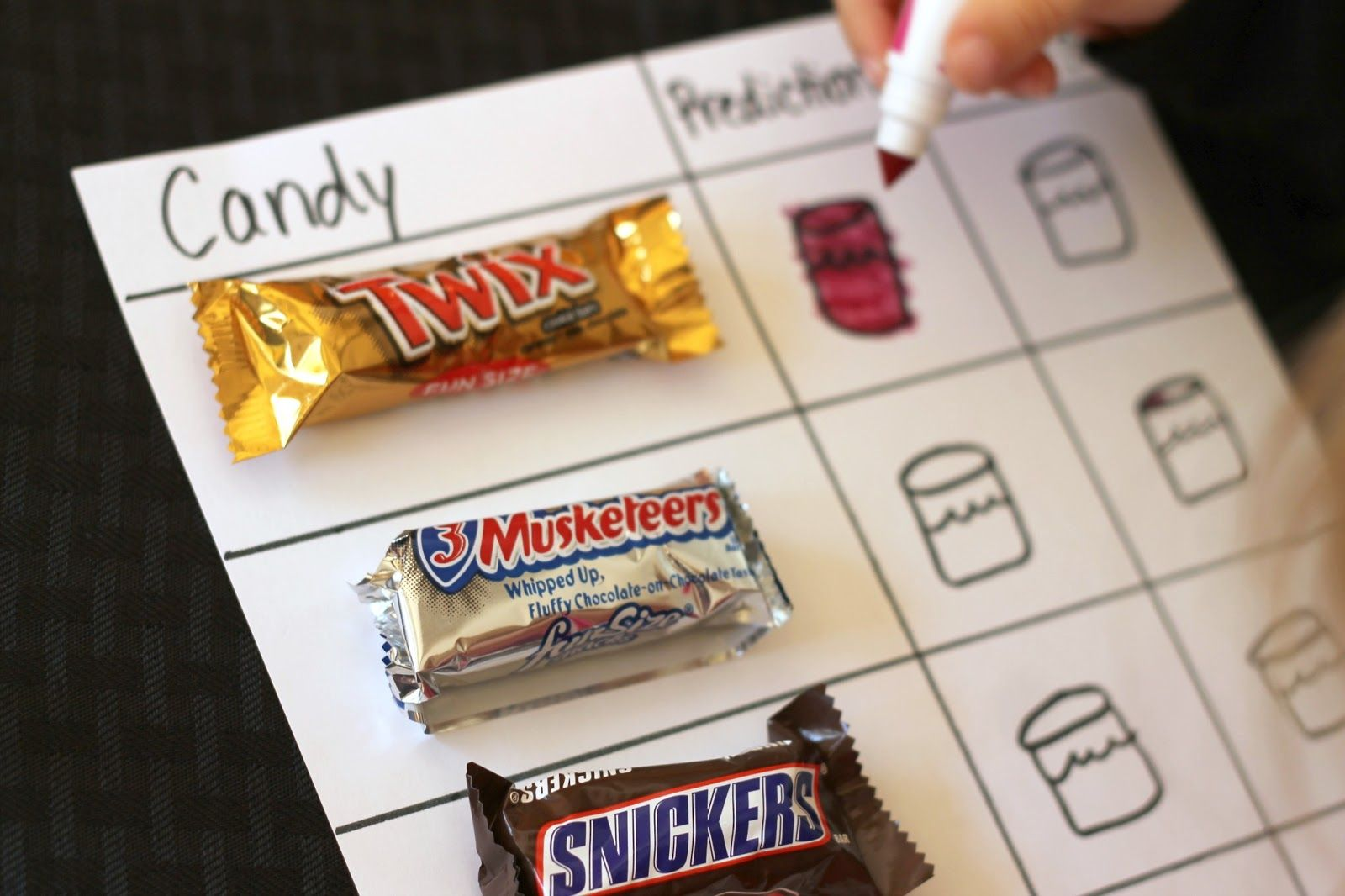 Awesome Candy Science Experiment For Kids With Links For