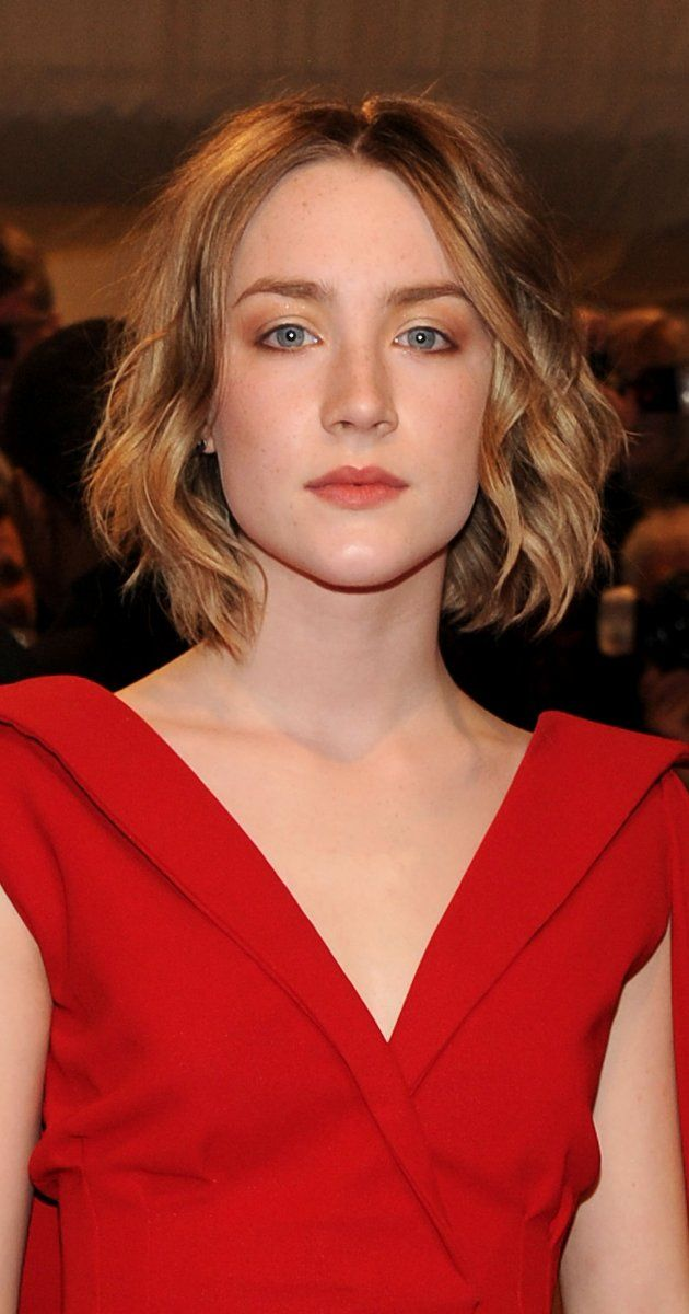 Pictures Photos Of Saoirse Ronan Beauty Savage Beauty Short Hair Styles