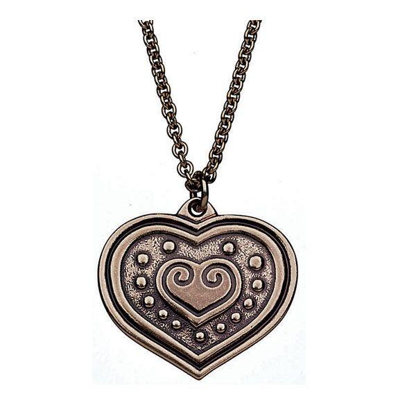 Kalevala Koru / Kalevala Jewelry / Heart from Eura pendant