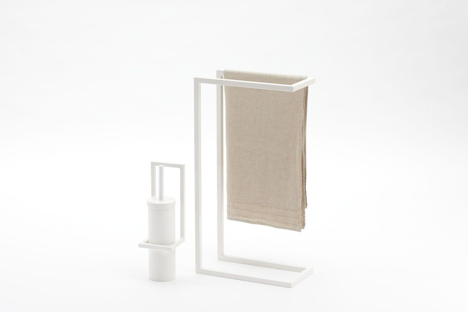Curti Metallo C 11 Porta Asciugamani Asciugamani Bagno