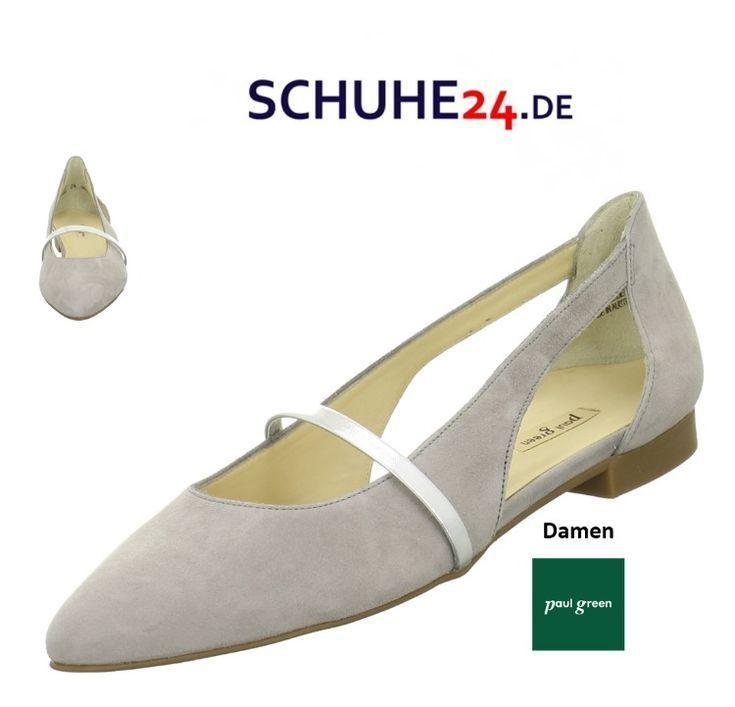 Paul Green Ballerinas beige – Schuhe24.de  – Damenschuhe Flach – #Ballerinas #Be…