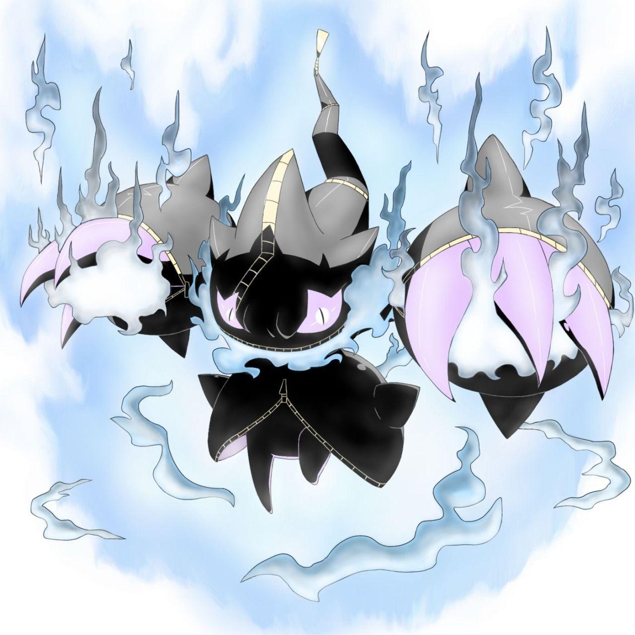 Mega banette pok mon pinterest pok mon manga games - Branette pokemon y ...