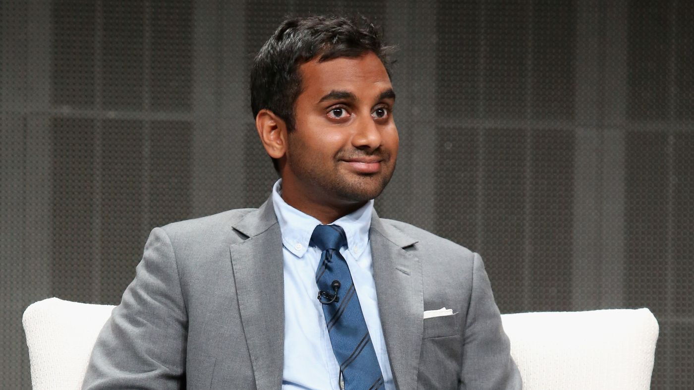 Aziz Ansari Talking Modern Love With The 'Master Of None