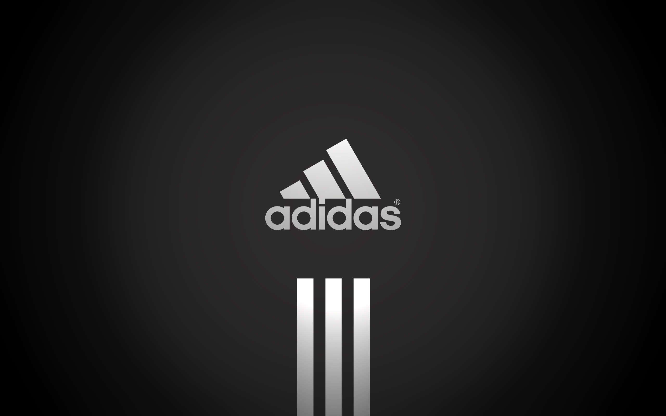 blackandwhiteadidasbackground yoyo Adidas Logo