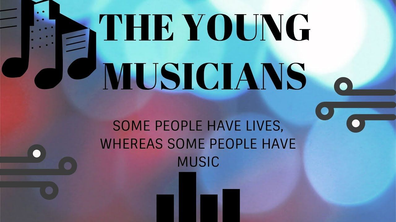 The Young Musicians Channel Trailer Young Musician Musician Young