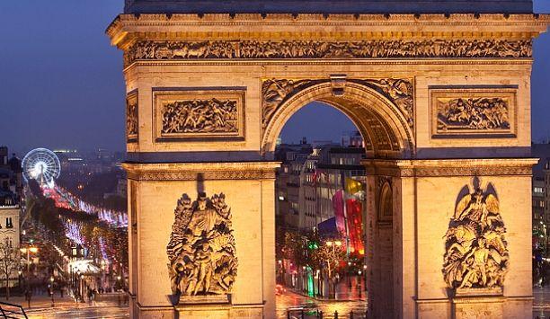 Arc de Triomph - Paris, France