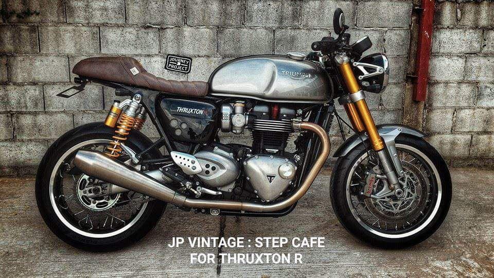 jp vintage seat thrux r - triumph forum: triumph rat motorcycle
