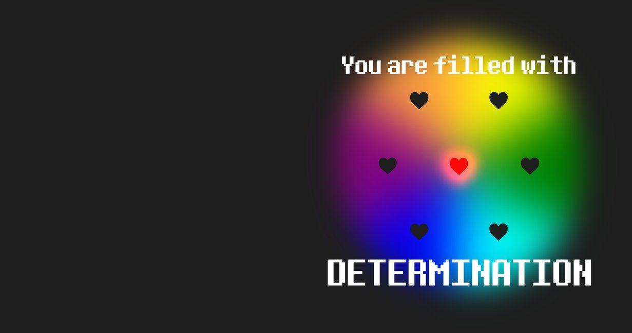 Determination Undertale Wallpaper Pack By Quinlinn Deviantart Com On Deviantart Undertale Determination Undertale Live Wallpaper For Pc