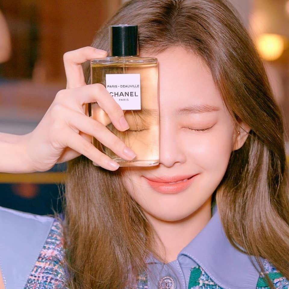 What S Ur Favorite Perfume Jenniekim Jenniekim Blackpink Jennierubyjane Selebritas Instagram Kim