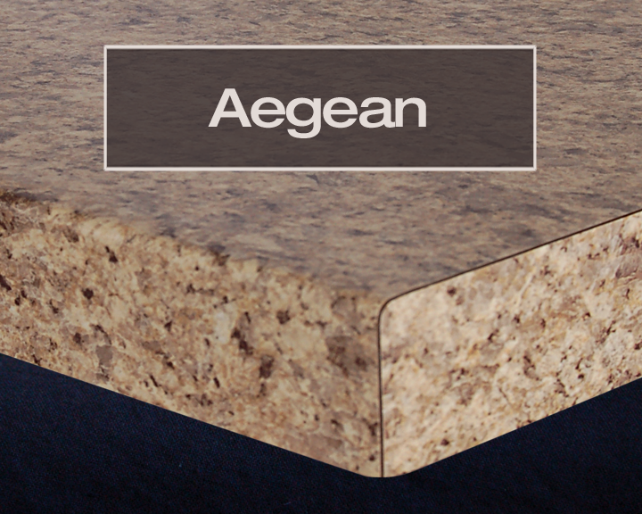 The Aegean Gives You A Sleek Eased Edge Without The Black Line