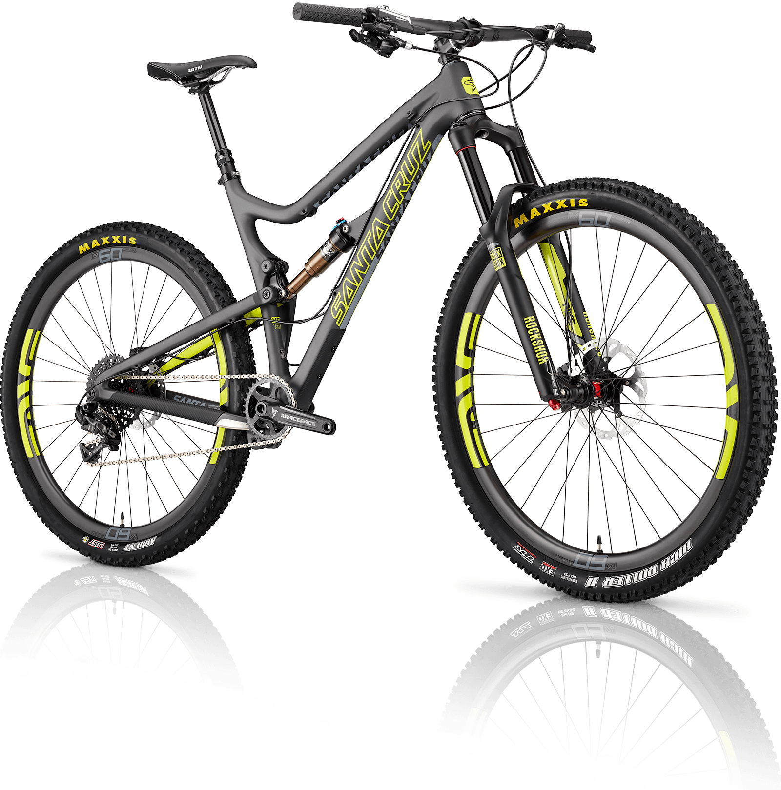 Santa Cruz Bicycles - this is a beautiful machine! | Mountain Bikes ...