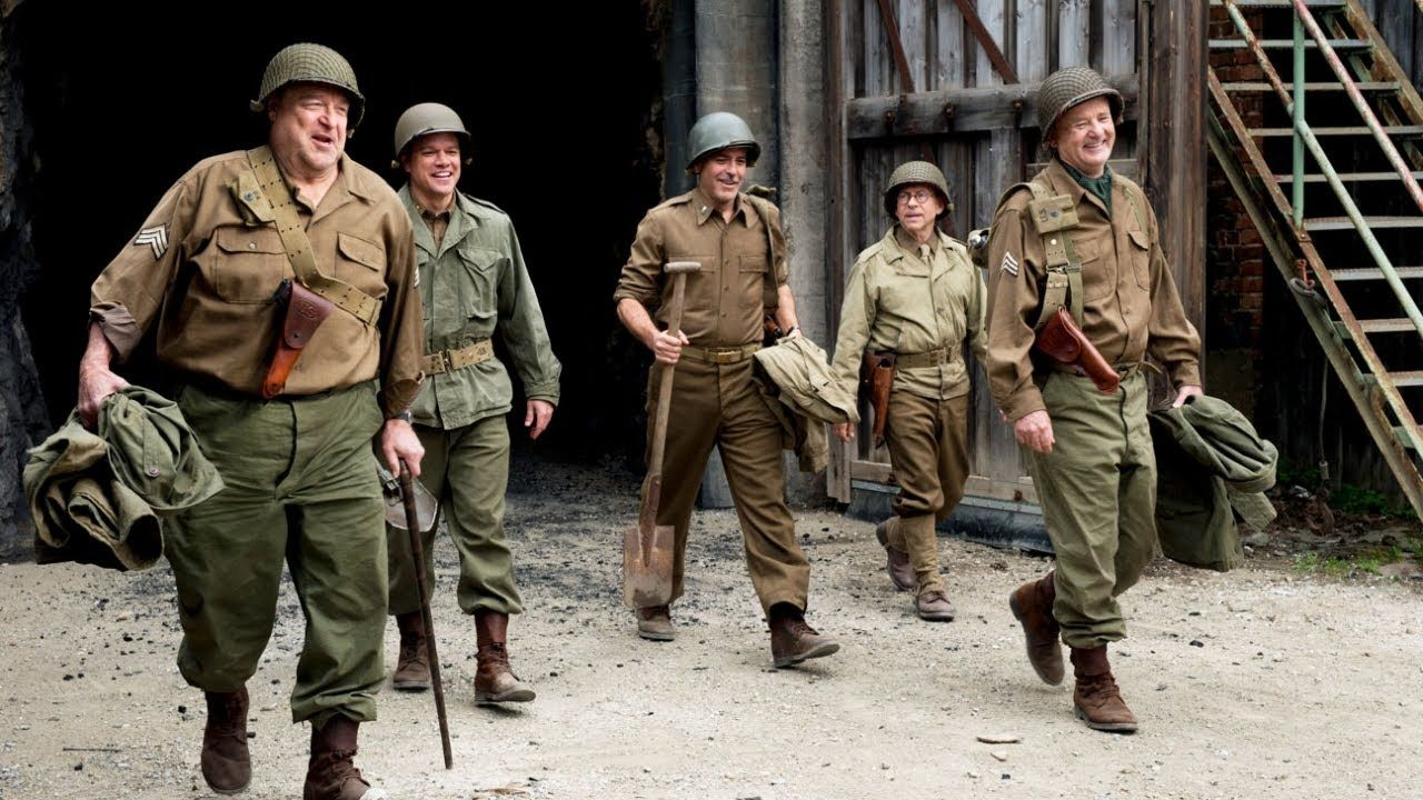 ((Movie Streaming)) Watch The Monuments Men Full Movie Streaming Online Free (2013) 720p HD Quality