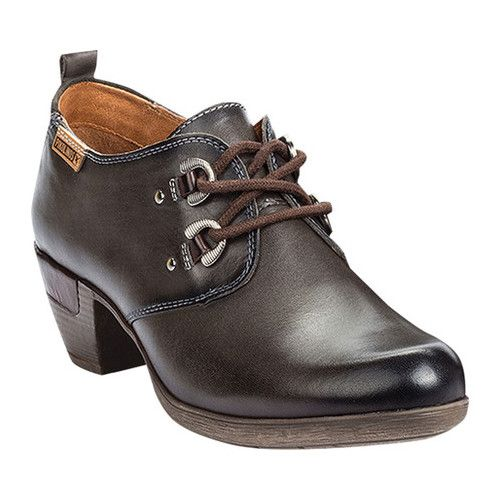 Women's Pikolinos Rotterdam Ankle Boot 902 5850 Lead