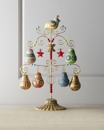 Partridge & Pear Tree Christmas Display - Partridge & Pear Tree Christmas Display DIY Christmas 3