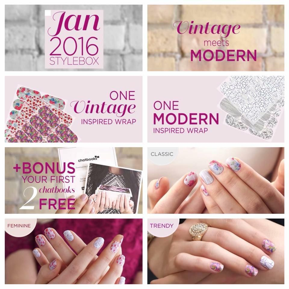 january 2016 vintage to modern i love the feminine set this type