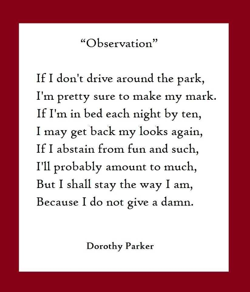 Dorothy Parker quote | Quotes, Sayings & Words | Pinterest | Dorothy ...