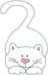 Imagem relacionada | How to Draw     | Cat applique, Cat quilt, Cat