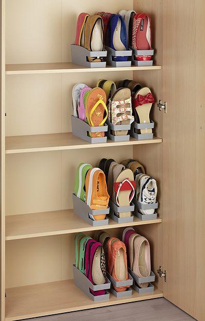 Resultado De Imágenes De Google Para Https Guardarzapatos Com Wp Content Uploads 2018 09 S Como Organizar El Armario Organizador De Zapatos Organizar Closets