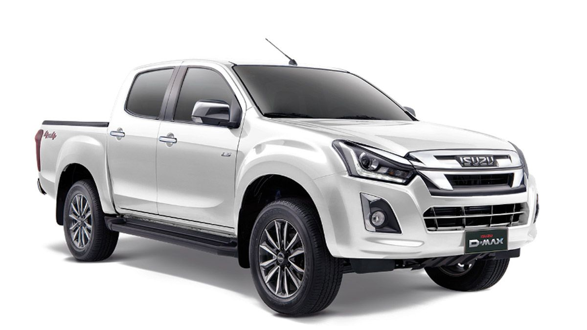 2019 Isuzu Dmax Expert review of the 2019 Isuzu Dmax