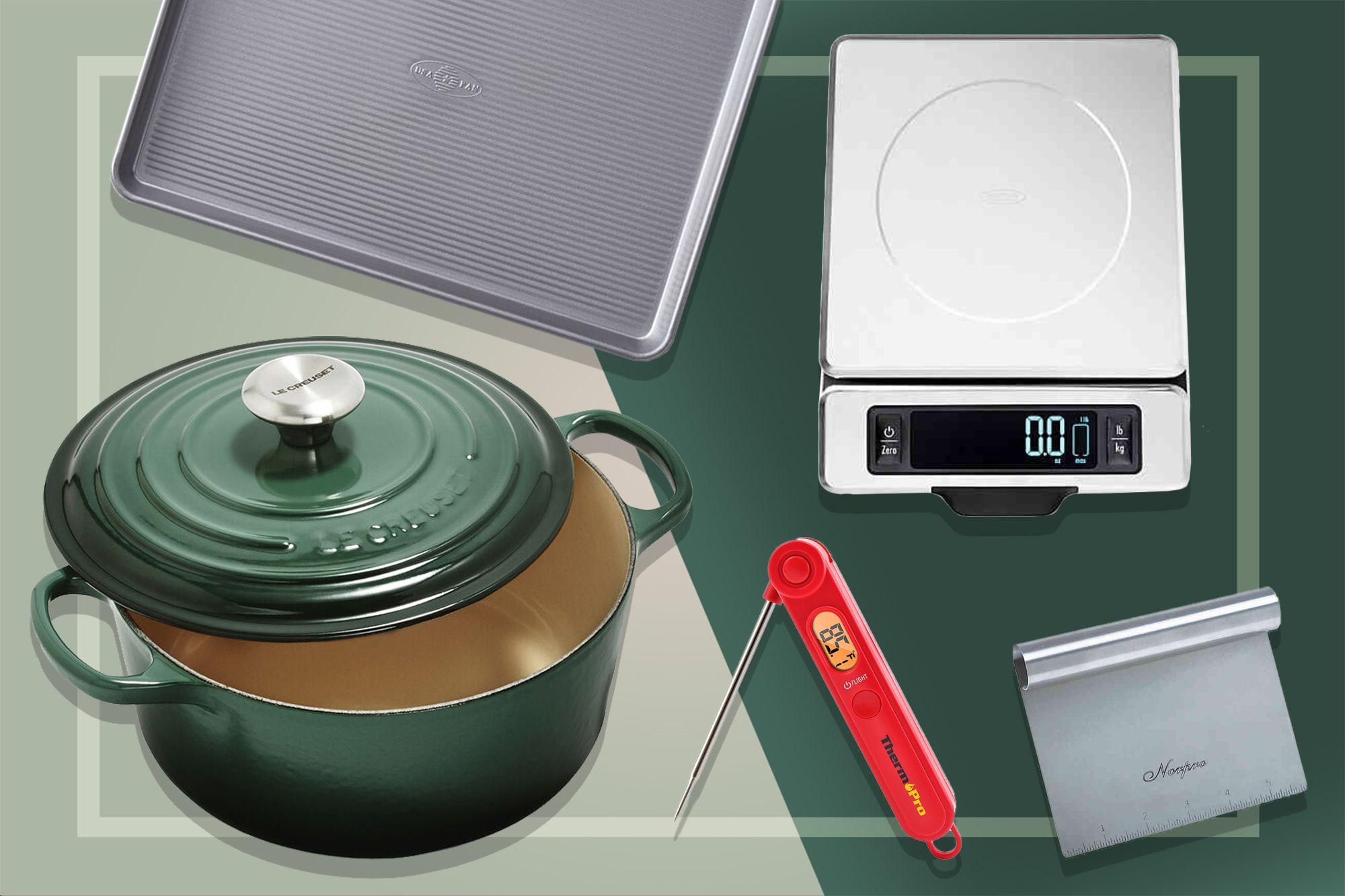 10 Baking Tool Essentials For The Beginner Baker Baking