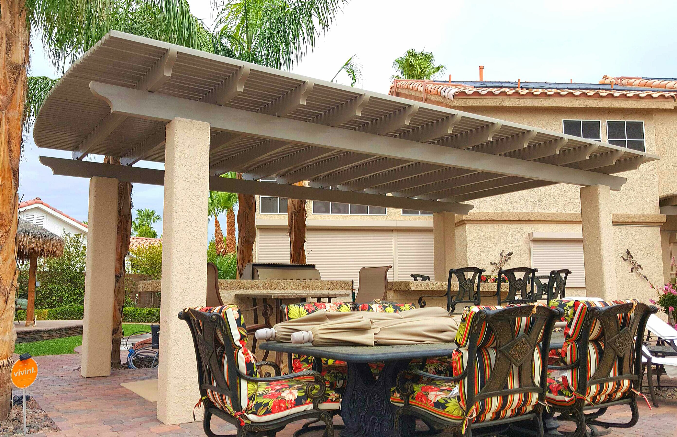 Free Standing Backyard, Shade structure, Covered patio