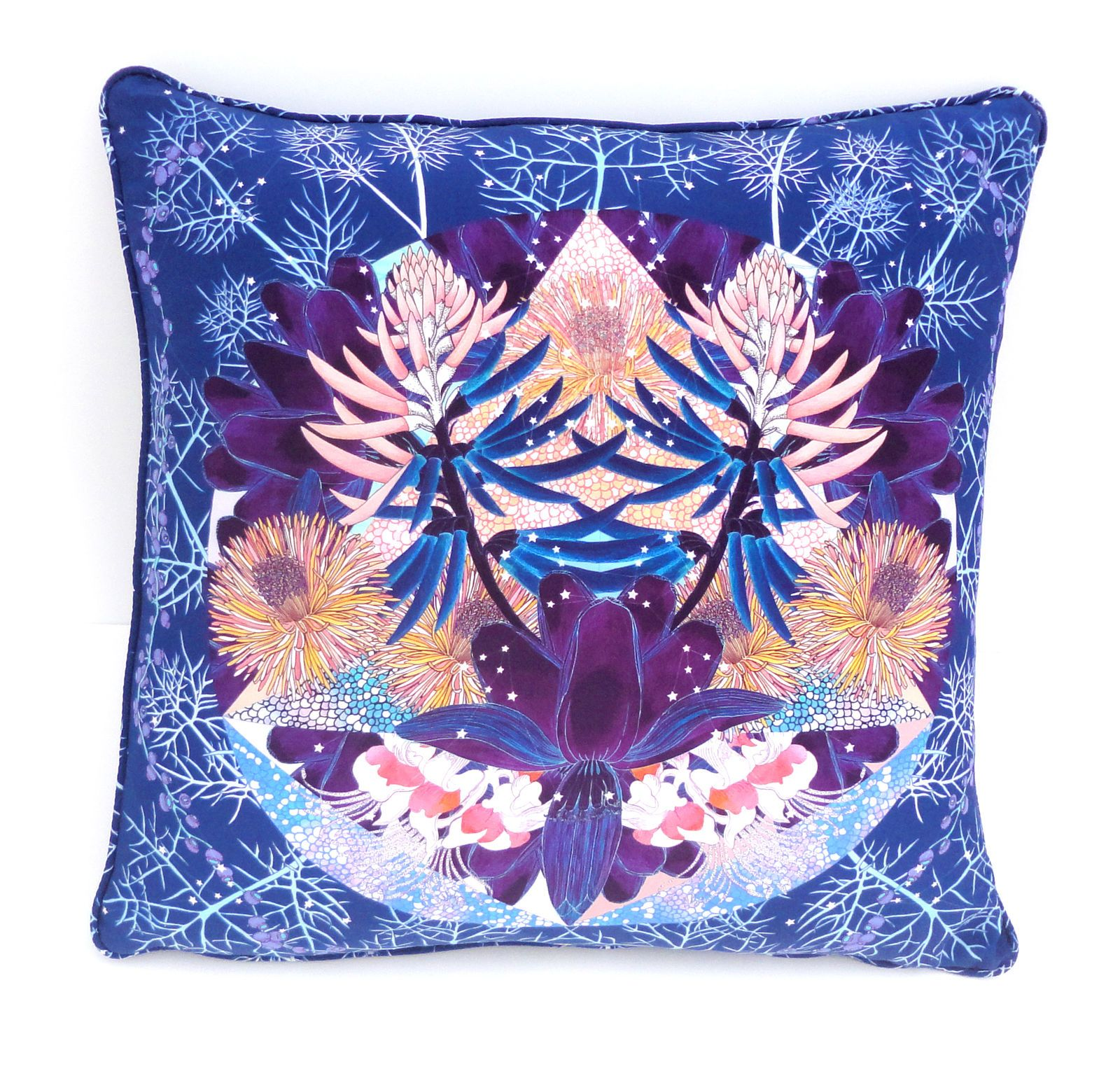 Forget me not twilight cushions cushions home pinterest