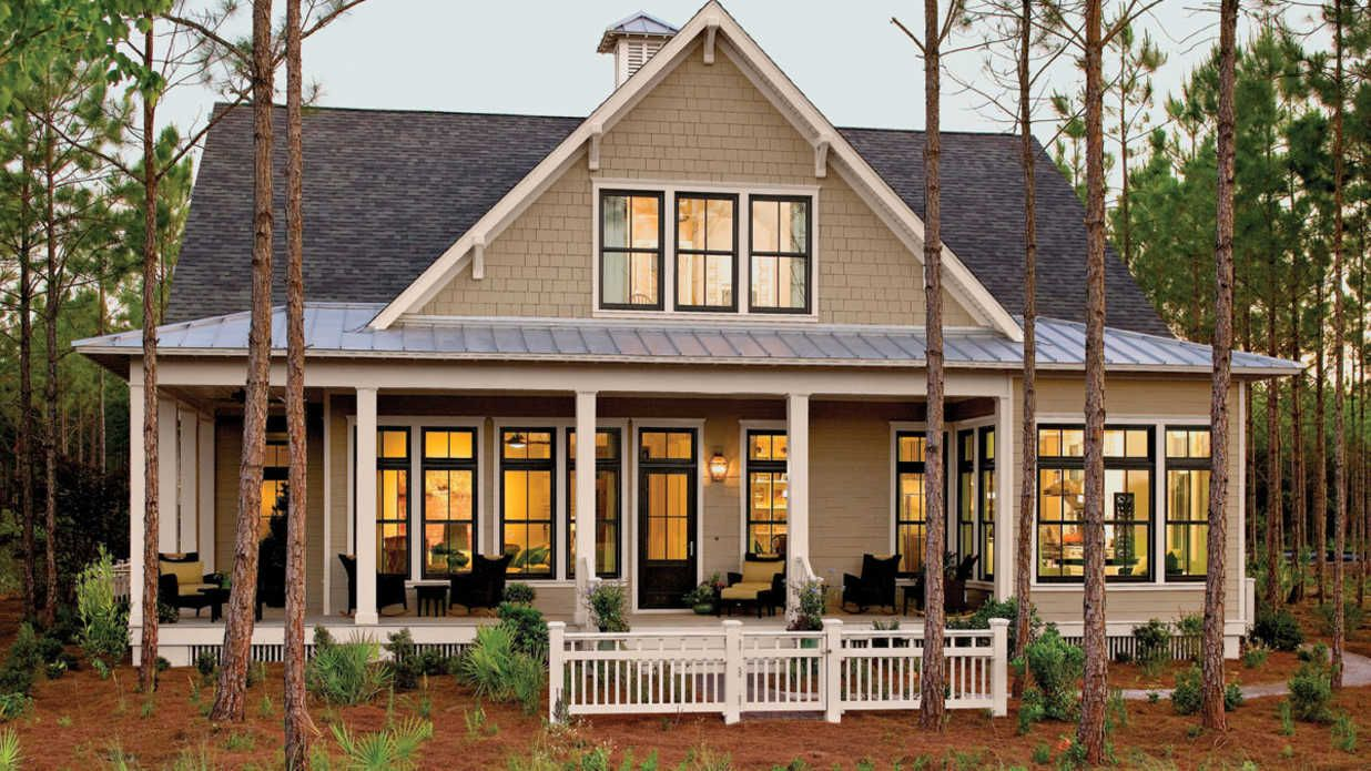 Top 12 Best Selling House Plans Southern House Plans Craftsman House Plans Retirement House Plans
