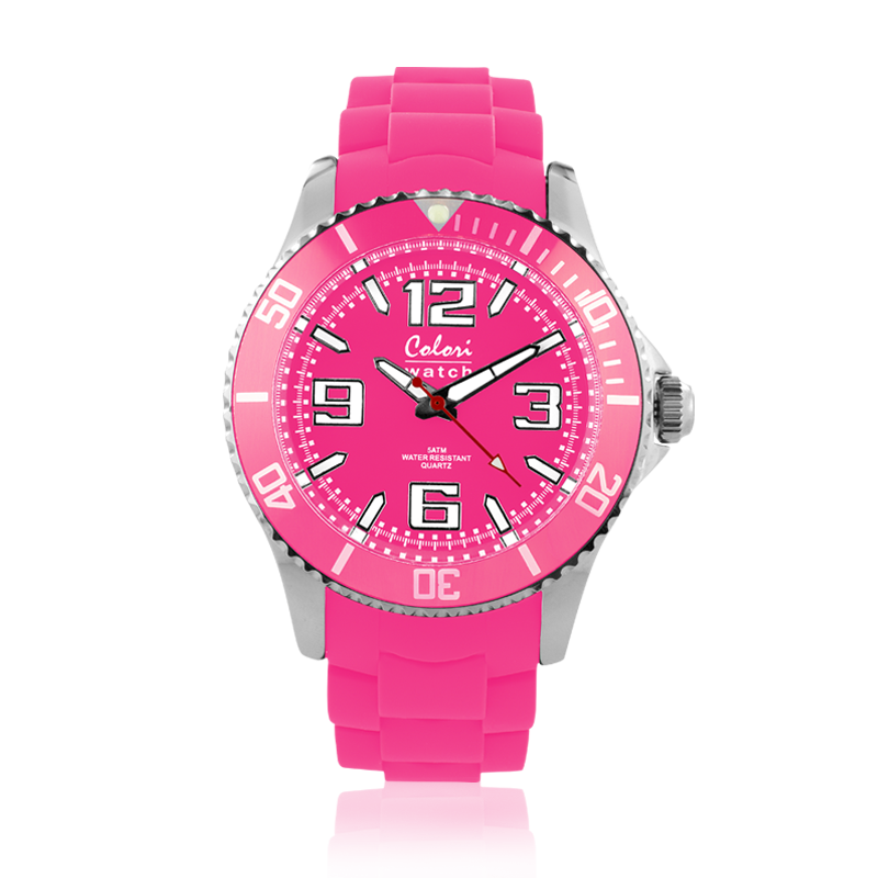 Colori Watch - Classic steel