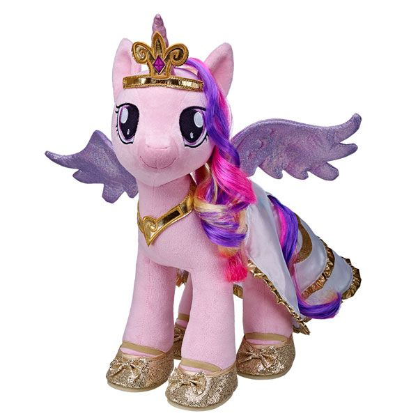 Build A Bear My Little Pony Princess Luna Release Date