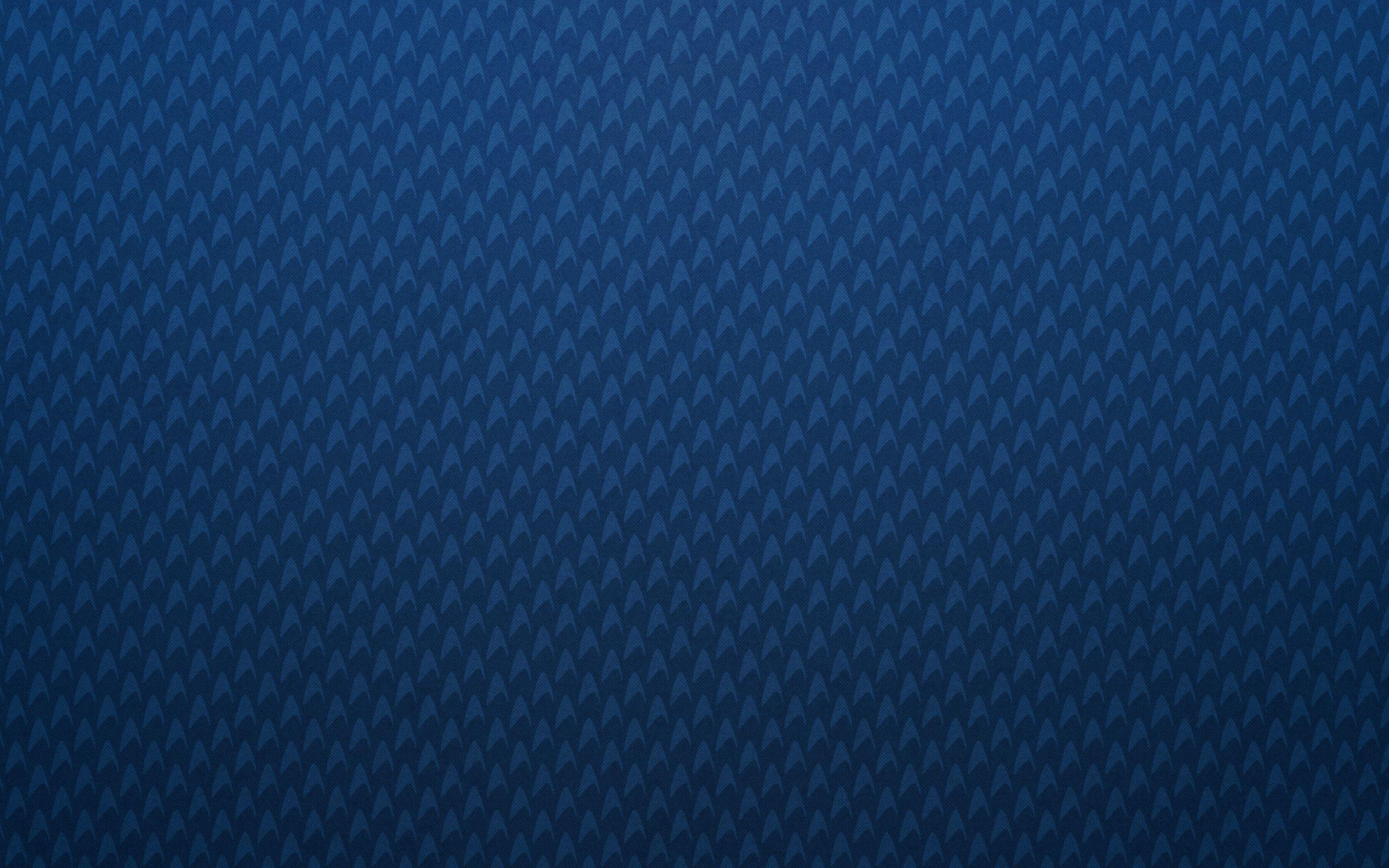 Pattern Star Trek Wallpaper 2560x1600 16208 Wallpaperup Blue Fabric Pattern Pattern Wallpaper Blue Fabric