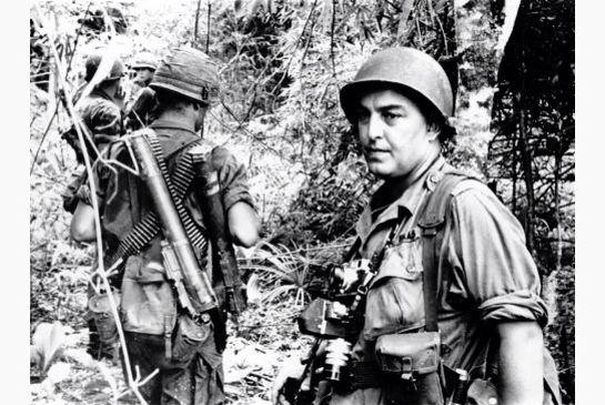 Horst Fass  ---AP -Associated Press Pultizer Prize awarded  Photo journalist- Vietnam War 1962-1974