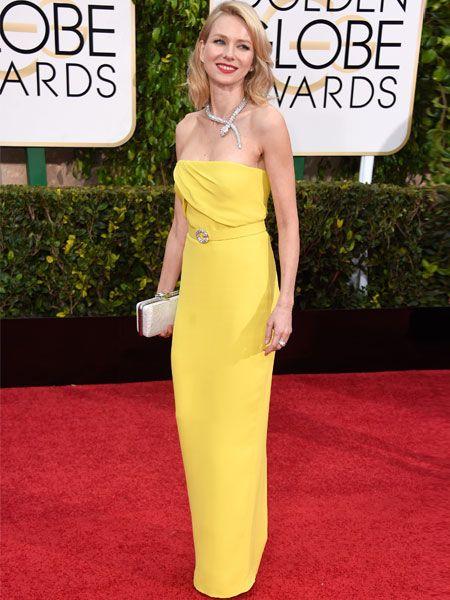 Die Stars bei den Golden Globes 2015 waren sich einig: Gelb ist die Trendfarbe der Saison. Wem welche Nuance steht, worauf Sie beim
