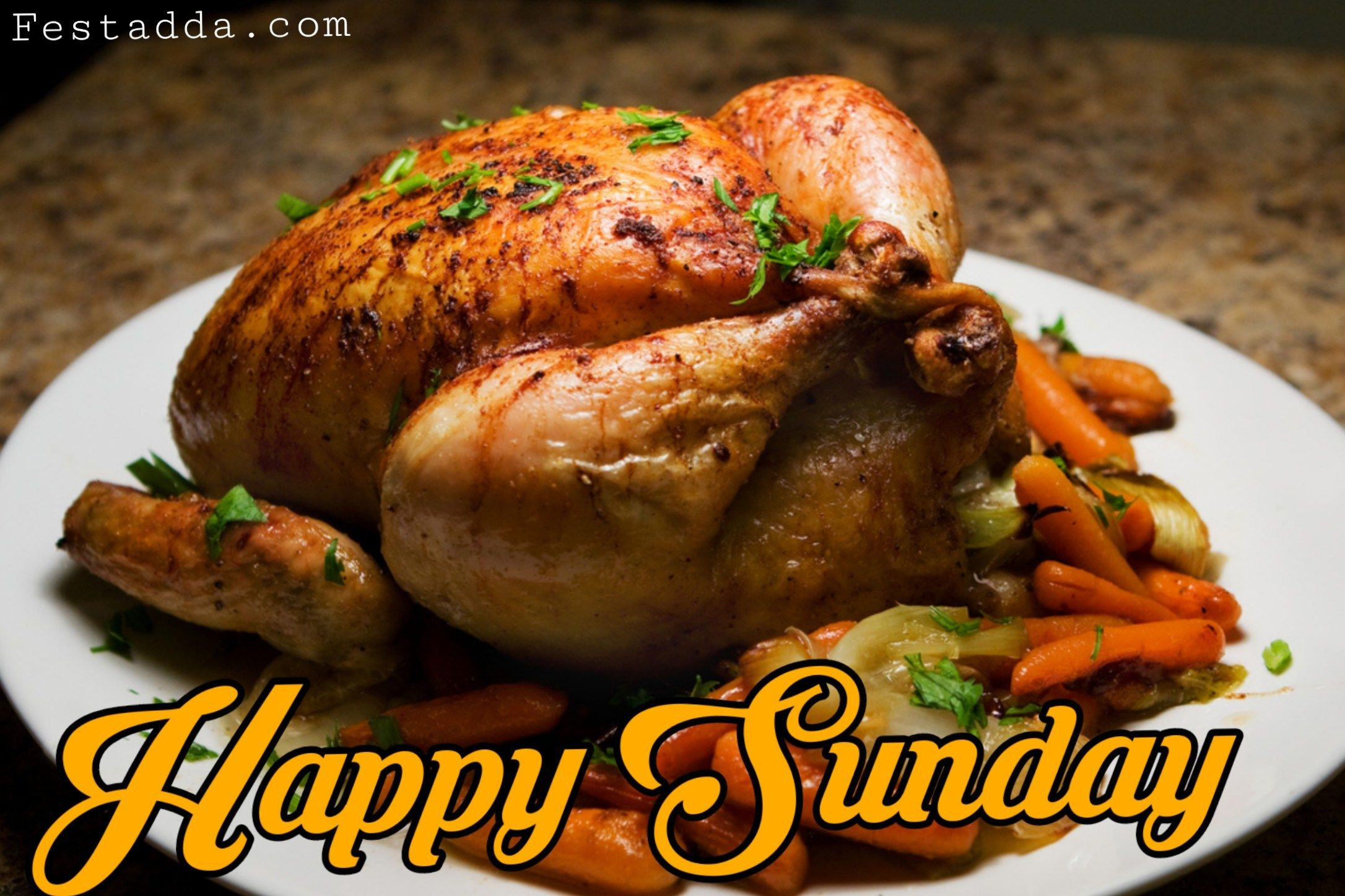 Happy Sunday Images With Non Veg Varieties Happy Sunday Images