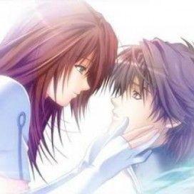 Cute Love Couple Wallpaper Animated Love Couple Wallpaper Cute Love Couple Shoujo Manga