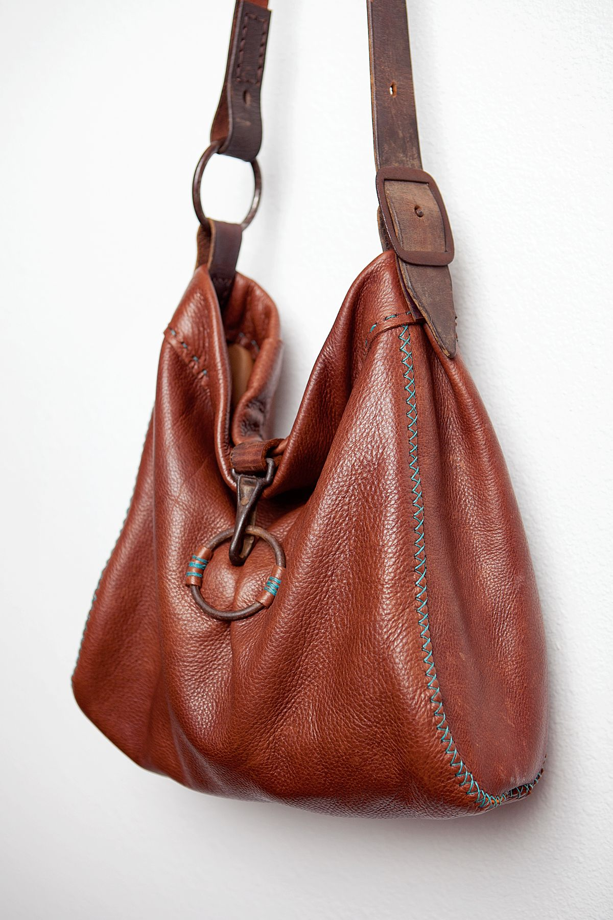 Cibado Leather Bags Soft Supple And Thick Brown Is Carefully Hand Sewn With The Cross Sch On Gussets Entirely Waxed Thread