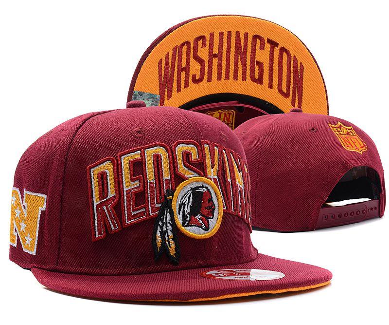 NFL Washington Redskins Snapback Hat (16)  520bebc90