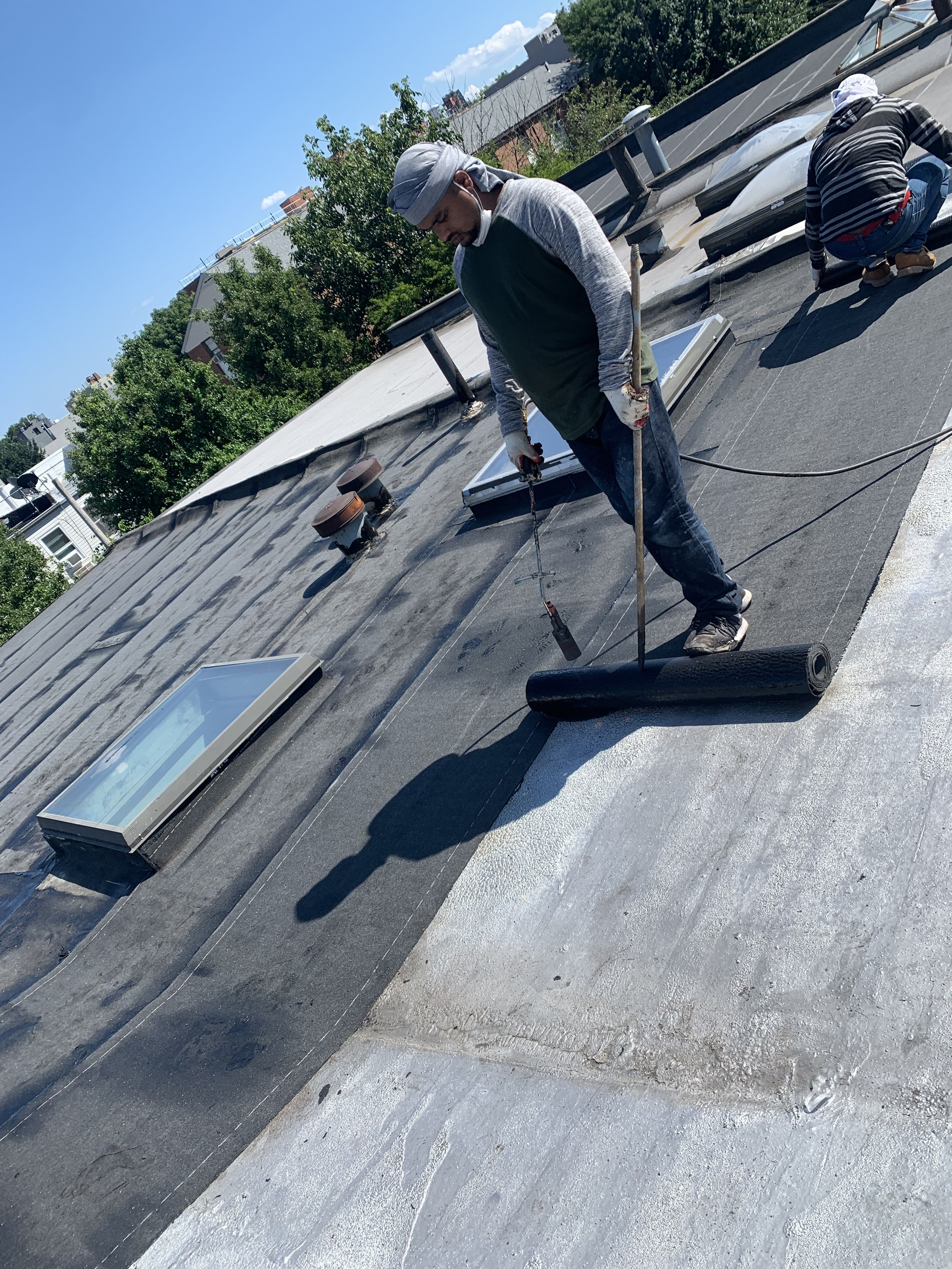 Roofing Contractor In Brooklyn In 2020 Roofing Contractors Roofing Services Cool Roof