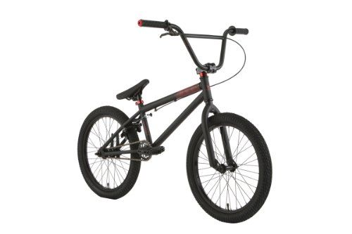 Bmx Reviews Haro 100 1 Matte Black Bmx Bike 20 3 Bmx Bikes