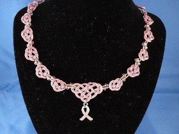 Celtic knot jewellery