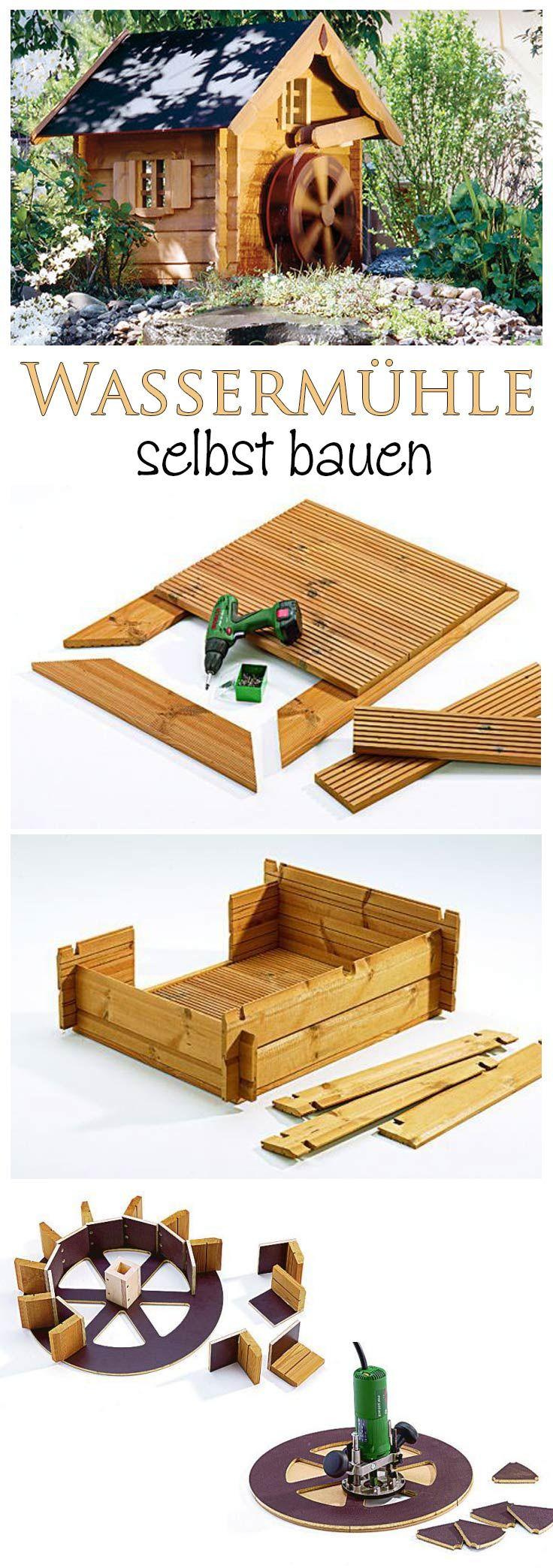 wasserm hlen selbst bauen m hle und stimmung. Black Bedroom Furniture Sets. Home Design Ideas