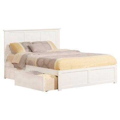 Found It At Wayfair Spencir Storage Platform Bed With Images Bed With Drawers Atlantic Furniture Queen Platform Bed