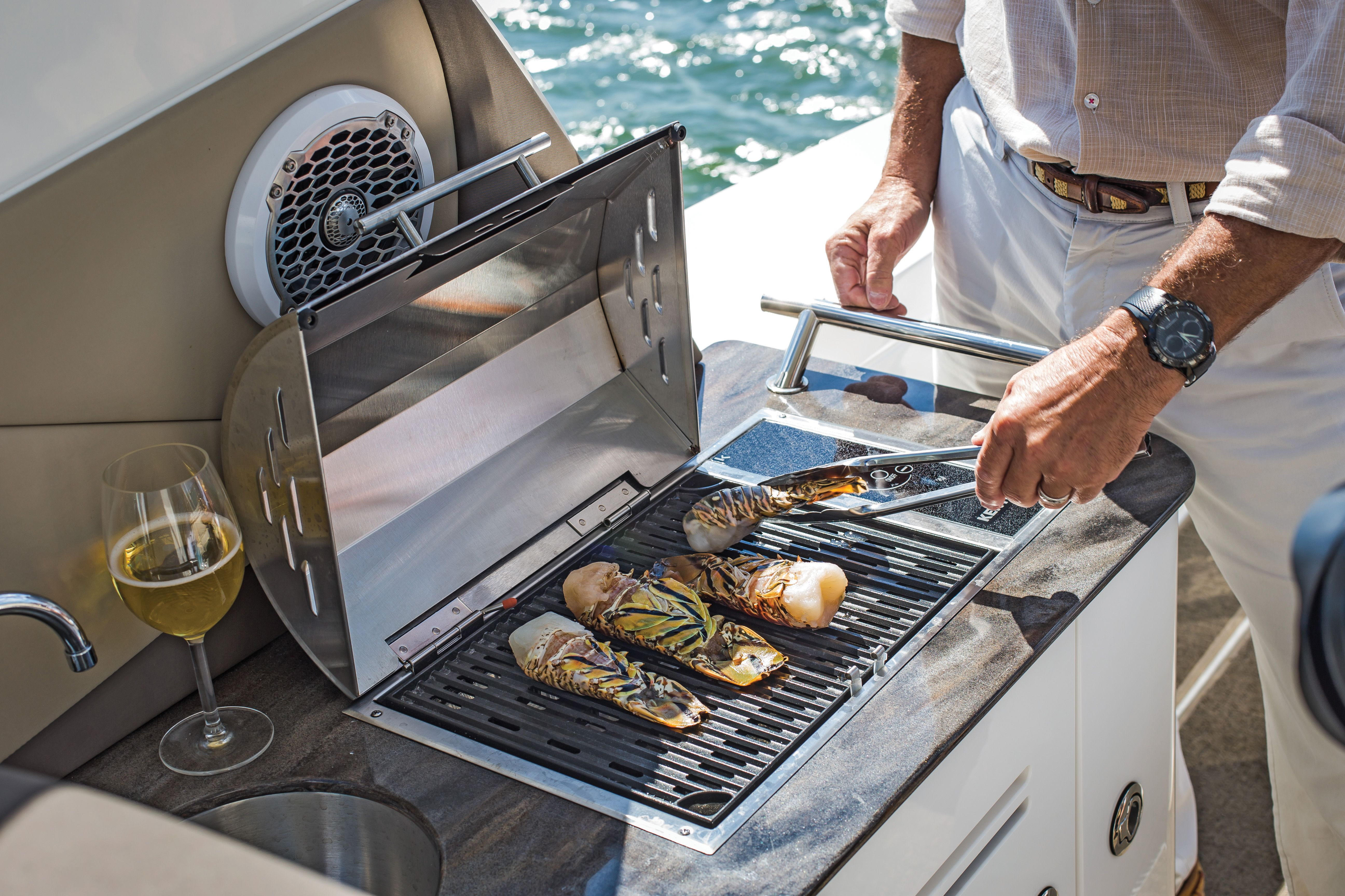 Floridian Electric Grill Solar Energy Diy Grilling Floridian