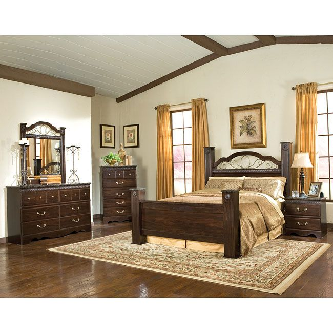 The Soro Bedroom Set By Standard, Grand Designs By Standard Furniture