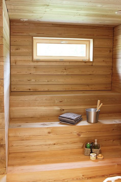 Pin by Alex on sauna | Pinterest | Saunas, Sauna ideas and Finnish sauna