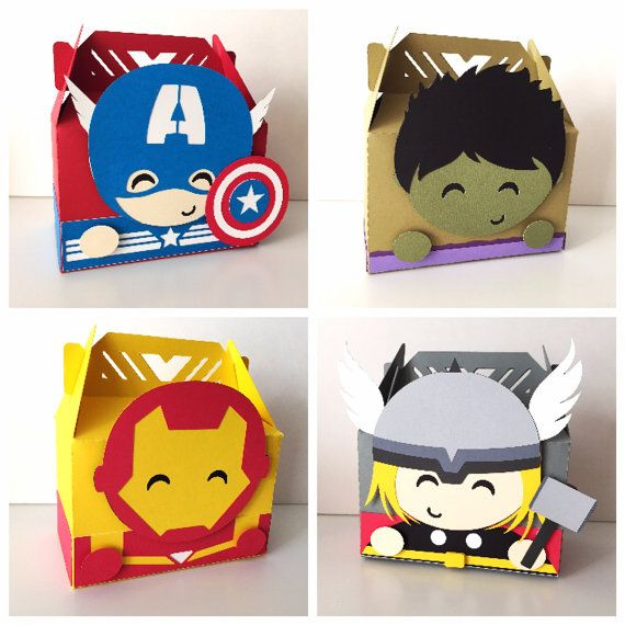 Your party is safe! THE AVENGERS ARE HERE!