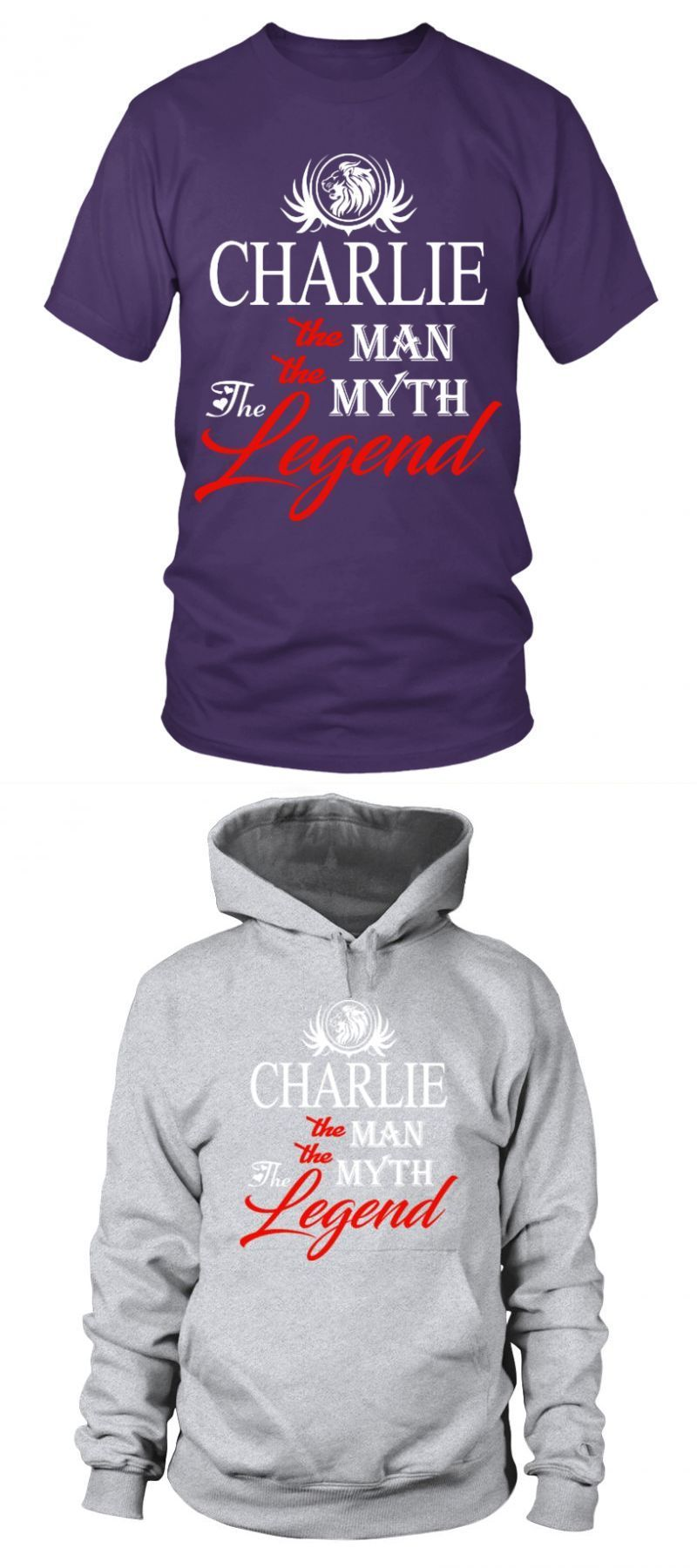 6740d846f Customised t-shirt for men with charli charlie the man the myth the legend  0 personalised t-shirt with charli #customised #t-shirt #for #men #with  #charli ...