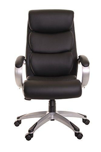 Timeoffice High Back Office Leather Chair With Armrest E Https