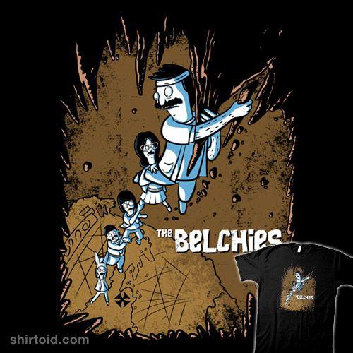 The Belchies   Shirtoid