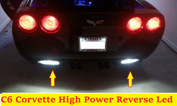 C6 Corvette Backup Led Plug N Play Best Priced Guaranteed