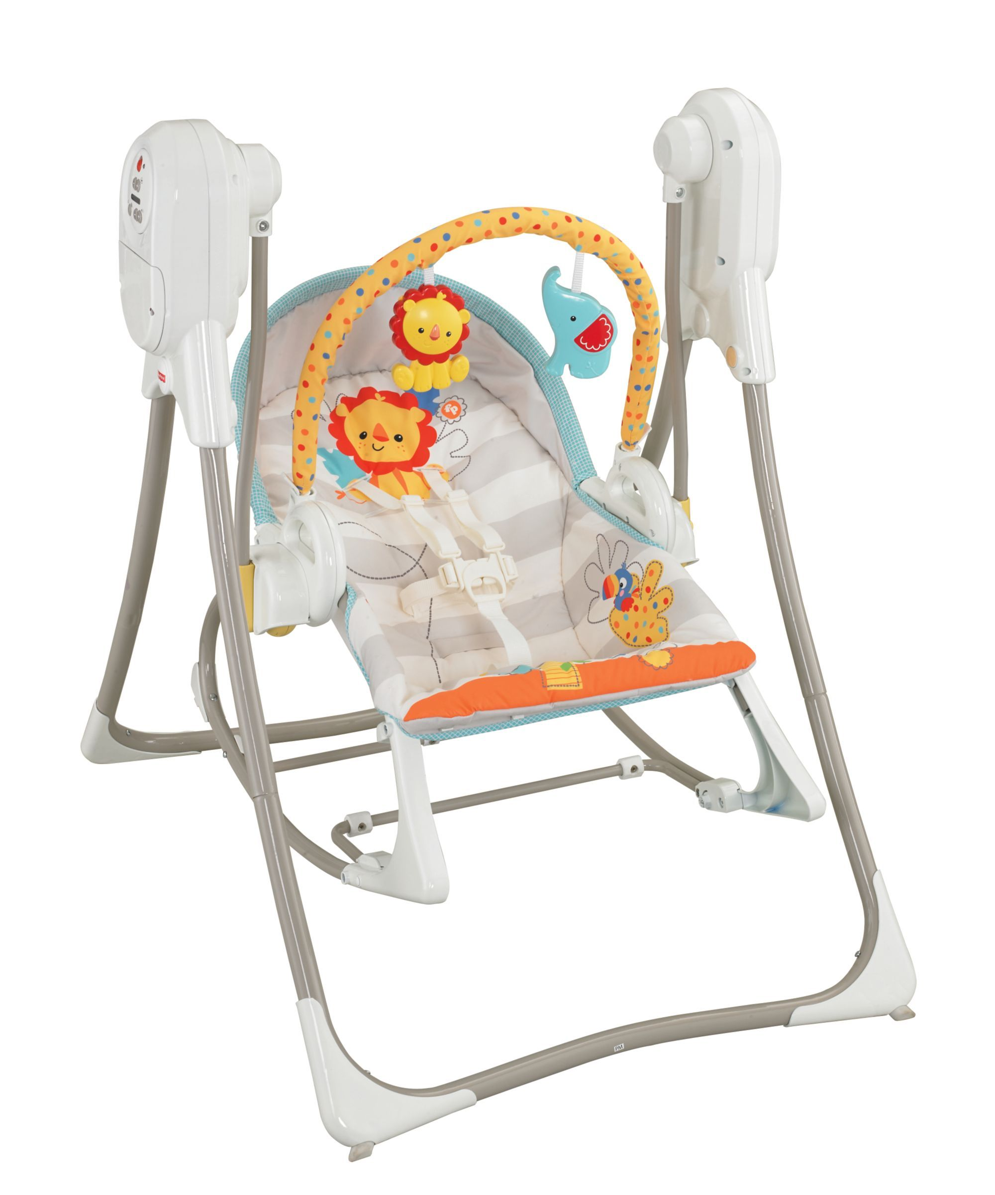 Fisher Price 3 In 1 Swing N Rocker Bouncing Cradles Rockers Mothercare Baby Swing Chair Baby Swings Toddler Swing